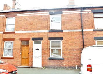 Thumbnail 2 bedroom terraced house to rent in Villiers Street, Wrexham