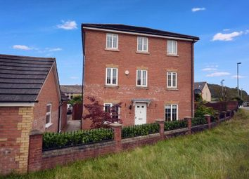 Thumbnail 5 bed detached house for sale in Heol Yr Eithin, Pencoed, Bridgend.