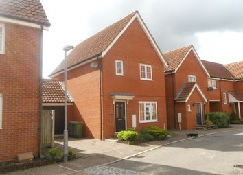 Thumbnail 3 bed detached house to rent in Windsor Park Gardens, Norwich