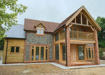 Thumbnail 5 bed detached house for sale in Chishill Road, Heydon, Royston
