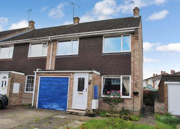 Thumbnail 3 bed end terrace house for sale in Sandown Way, Newbury