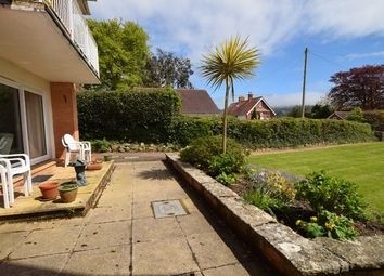 Thumbnail 2 bed flat for sale in Seafield Road, Sidmouth