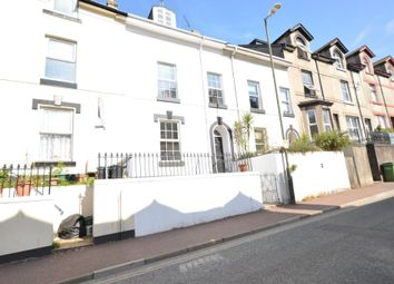 Thumbnail 4 bed terraced house to rent in Bolton Street, Brixham, Devon