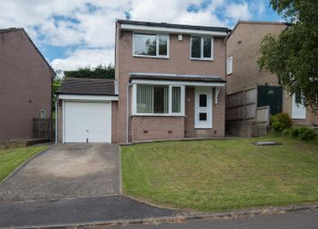 Thumbnail 3 bed detached house for sale in Lyncroft, Bradford