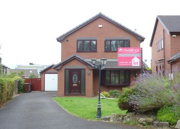 Thumbnail 4 bed detached house to rent in St Annes Meadows, Tottington