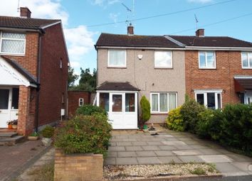Thumbnail 3 bed semi-detached house for sale in Middlemarch Road, Coventry, West Midlands