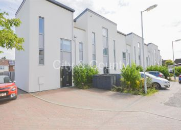 Thumbnail 1 bedroom end terrace house for sale in Rowledge Court, Walton, Peterborough