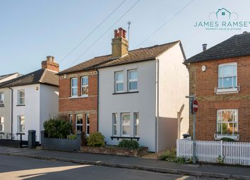 Thumbnail 2 bed semi-detached house for sale in Highfield Road, Chertsey