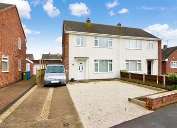 Thumbnail 3 bed semi-detached house for sale in Auckland Road, Retford
