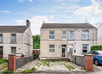 Thumbnail Semi-detached house for sale in Station Road, Grovesend, Swansea