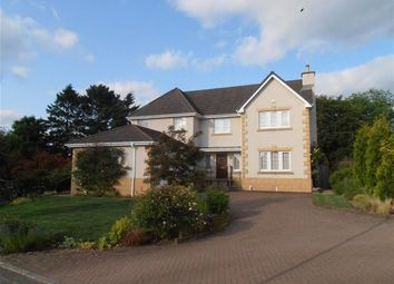 Thumbnail 4 bed detached house for sale in Drum Gate, Abernethy, Perth
