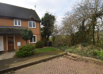 Thumbnail 3 bed terraced house to rent in Willow Way, Toddington, Dunstable