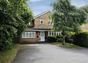 Thumbnail 5 bed detached house for sale in Woodgarston Drive, Basingstoke