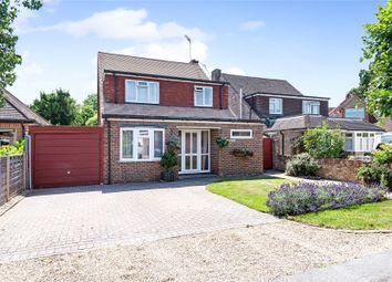Thumbnail 3 bed detached house for sale in Ripley, Woking