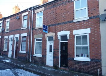 Thumbnail 2 bedroom terraced house to rent in Newfield Street, Tunstall, Stoke-On-Trent
