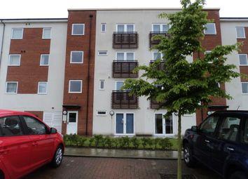 Thumbnail 2 bedroom flat to rent in Pownall Road, Ipswich