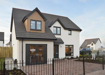 Thumbnail 4 bedroom detached house for sale in Barhill Road, Buckie
