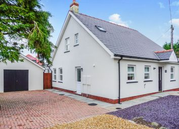 Thumbnail 3 bed bungalow for sale in Brodog Terrace, Fishguard