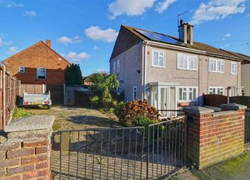 Thumbnail 3 bed semi-detached house for sale in Halesworth Road, Romford