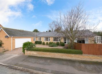 Thumbnail 4 bed detached bungalow for sale in West Street, Osbournby, Sleaford, Lincolnshire