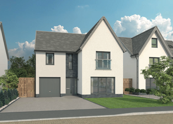 Thumbnail 4 bed detached house for sale in The Meadows, Lenzie