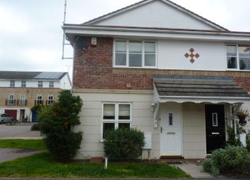 Thumbnail 1 bed end terrace house to rent in Evensyde, Watford