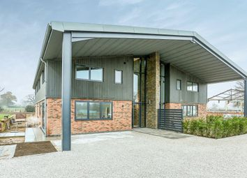 Thumbnail 4 bed barn conversion for sale in Barretts Lane, Balsall Common, Coventry