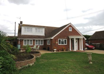 Thumbnail 5 bed detached bungalow for sale in Dunstall Close, St. Marys Bay, Romney Marsh