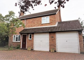 Thumbnail 4 bed detached house for sale in Main Street, Great Dalby