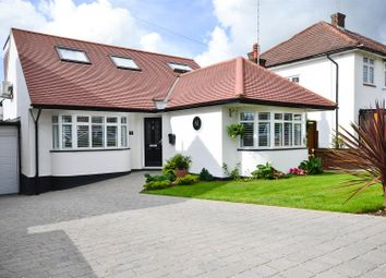 Thumbnail 4 bedroom detached bungalow for sale in Old Fold View, Barnet