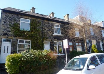 Thumbnail 3 bed terraced house for sale in Rossefield Road, Heaton, Bradford