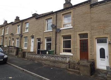 Thumbnail 2 bed terraced house for sale in Lightcliffe Road, Crosland Moor, Huddersfield, West Yorkshire