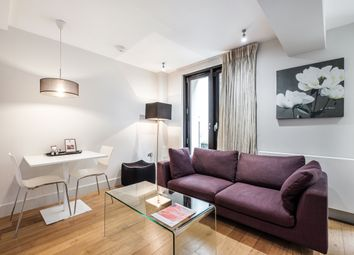 Thumbnail 1 bed flat to rent in Church Entry, London