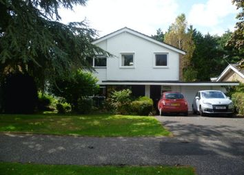 Thumbnail 4 bed property to rent in Clyst Valley Road, Clyst St. Mary, Exeter