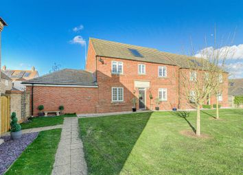 Thumbnail 4 bed detached house for sale in Claydon Road, Daventry