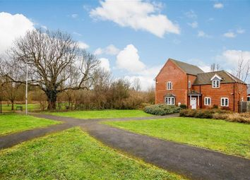 Thumbnail 5 bed detached house for sale in Dean Forest Way, Broughton Village, Milton Keynes