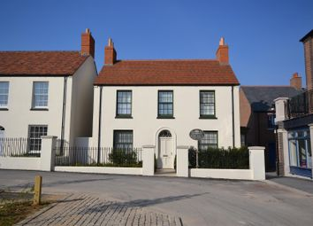 Thumbnail 3 bed detached house for sale in Hamslade Green, Poundbury, Dorchester
