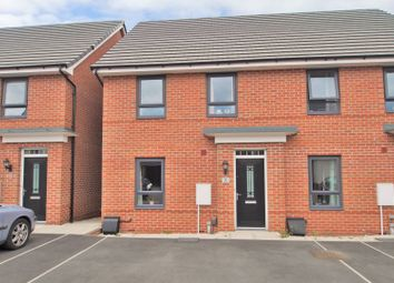 Thumbnail 3 bed semi-detached house for sale in Ryburn Road, Waverley, Rotherham