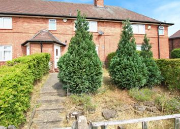 Thumbnail 3 bed terraced house for sale in Heathfield Road, Nottingham