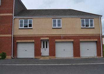Thumbnail 2 bedroom property to rent in Raleigh Drive, Cullompton