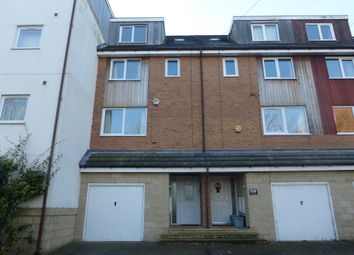 Thumbnail 4 bed town house for sale in Quay Side, Frodsham