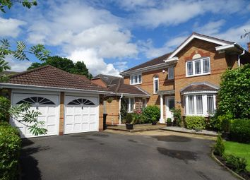 Thumbnail 4 bed detached house for sale in Oak Tree Drive, Cutnall Green, Droitwich