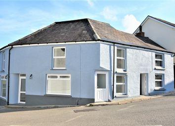 Thumbnail 2 bed flat for sale in Ferryside, Ferryside