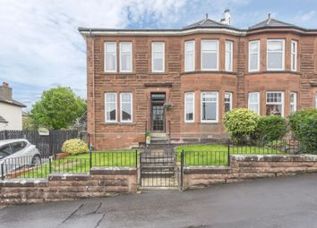 Thumbnail 2 bed flat for sale in 19 Snaefell Crescent, Burnside, Glasgow