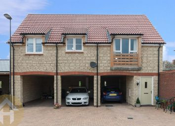 Thumbnail 2 bed flat for sale in Malory Close, Tadpole Garden Village, Swindon