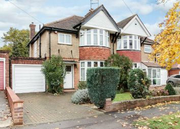 Thumbnail 3 bed semi-detached house for sale in Priory Way, Harrow, Middlesex