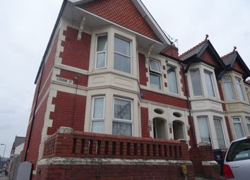 Thumbnail 1 bed flat to rent in Lisvane Street, Cardiff