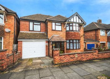 Thumbnail 5 bed detached house for sale in Wintersdale Road, Evington, Leicester