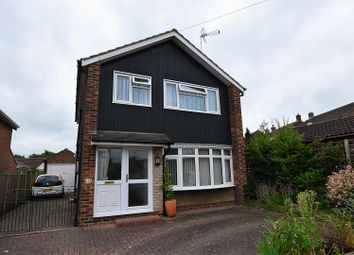 Thumbnail 3 bed detached house for sale in Beech Drive, Etwall, Derby