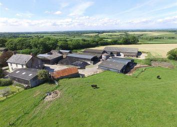 Thumbnail Farm for sale in Northlew, Okehampton, Devon